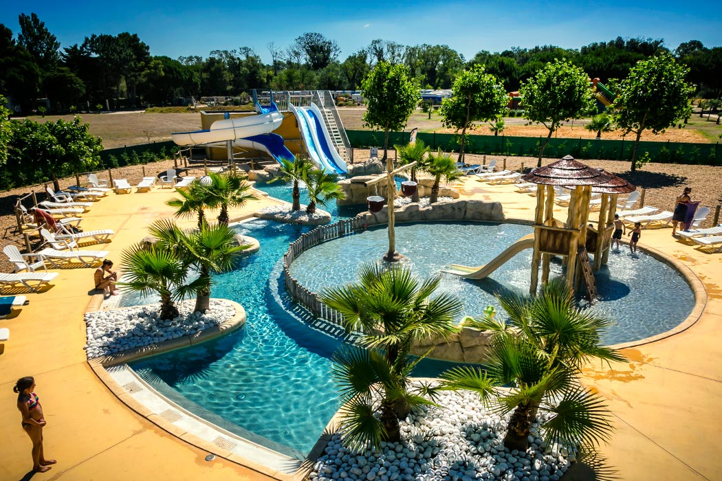 Camping sainte marie camping languedoc roussillon Piscine oloron sainte marie