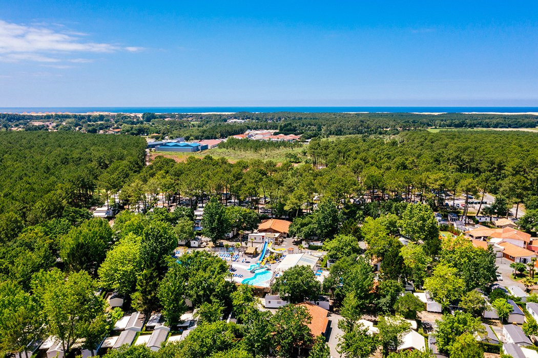 Camping Lou Pignada - Camping South West France