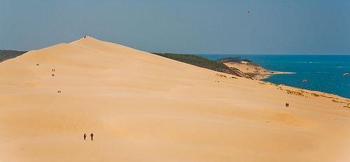 Dune du Pilat, Bay of Arcachon, France
