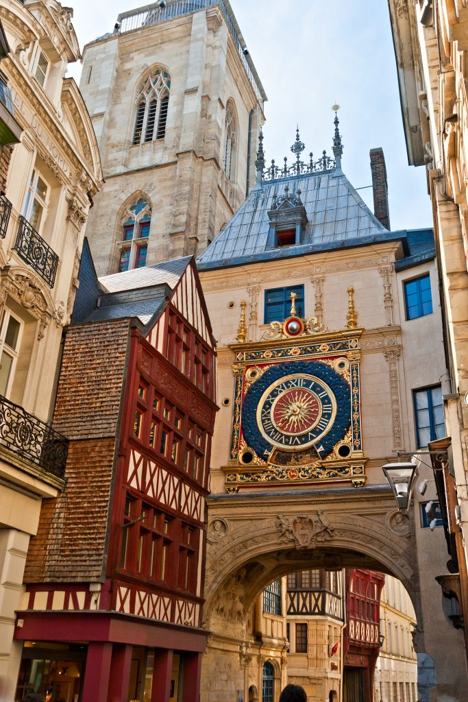Rouen - Great Clock