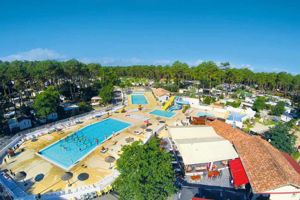 Camping Embruns - a great Life campsite close to Bordeaux
