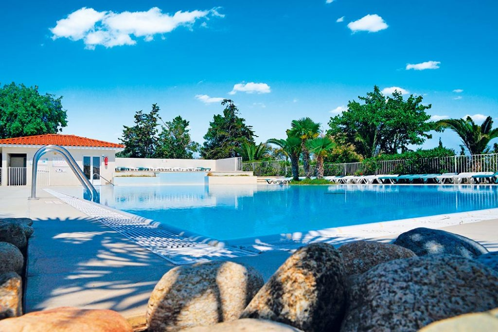 Camping Fontaines - an excellent Life campsite