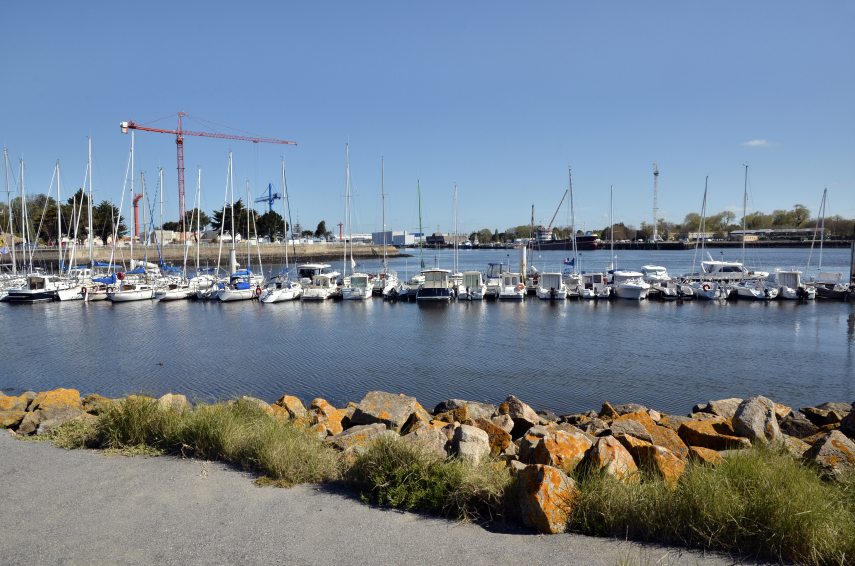Port of Lorient, Brittany