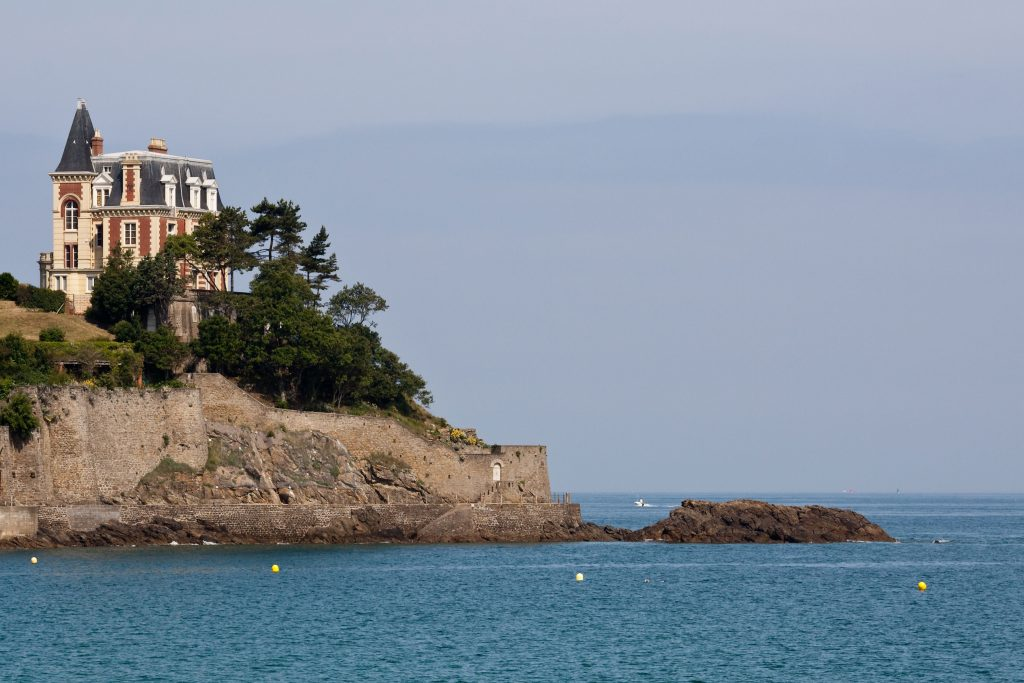 Coast of Dinard, Brittany