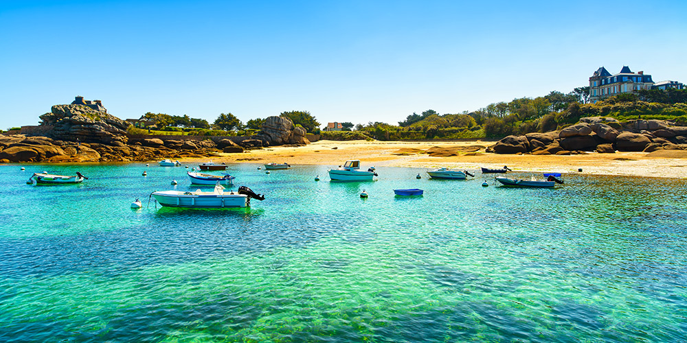 Discover five of the very best beaches in Brittany  |Beach Bretagne France