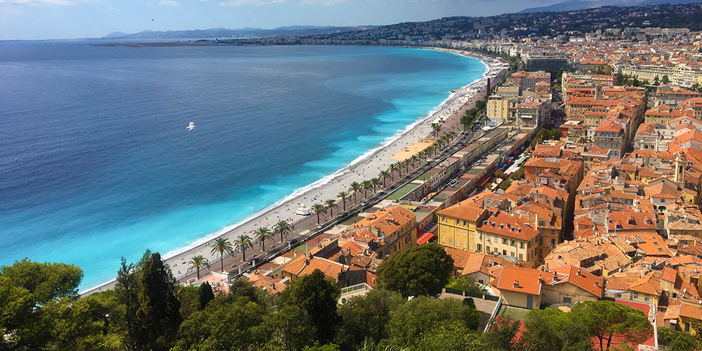 Camping in Nice