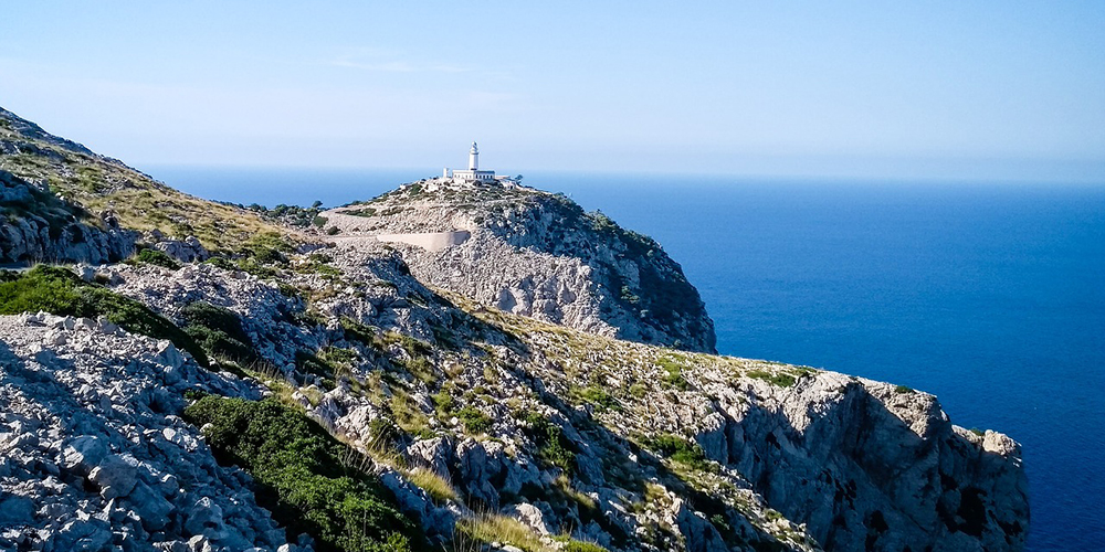 cap of formentor