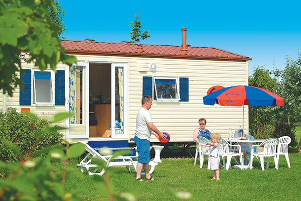 Select Mobil-home 5 personnes 2 chambres