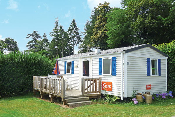 Choice Mobil-home 6 personnes 2 chambres