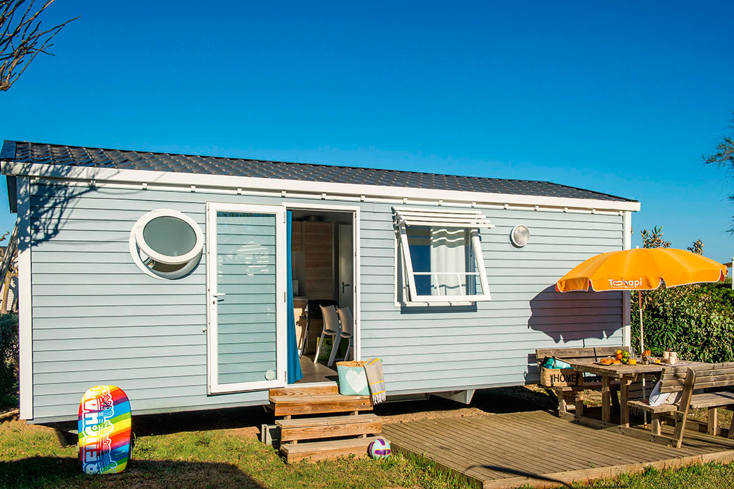 Mobil-Home Classic 5/6 personnes 2 chambres