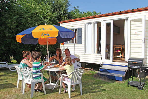 Mobil-Home Classic 6/8 personnes 3 chambres