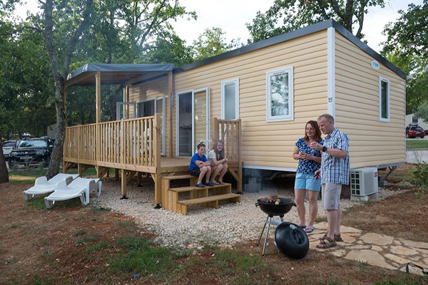 Moda Mobile home 3 bedroom a/c sleeps 6