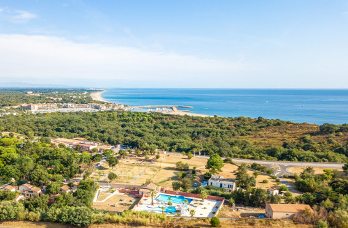 Camping La Coste Rouge   Languedoc Roussillon   Pyrenees Orientales (66)