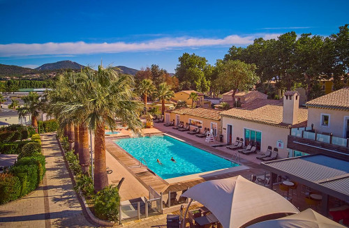 Camping in the cote d 39 azur provence cote d 39 azur - Cote d azur holidays camping port grimaud ...