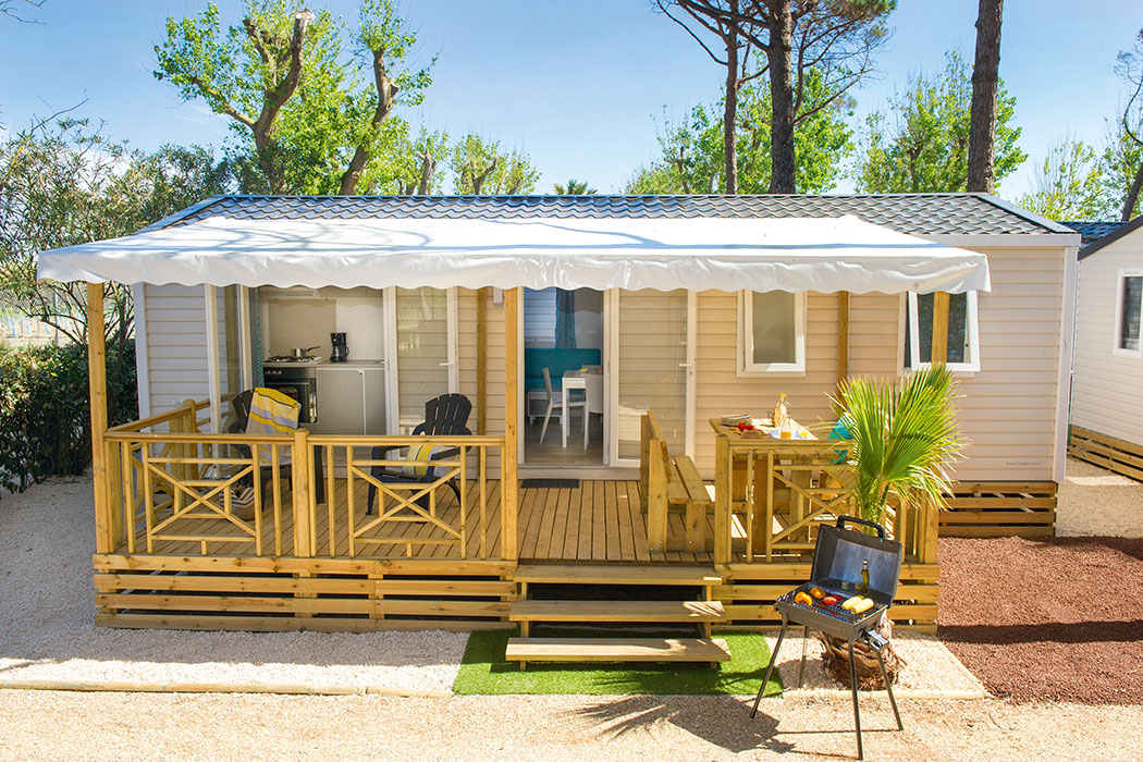 mobile home premium 6 persons 3 bedrooms