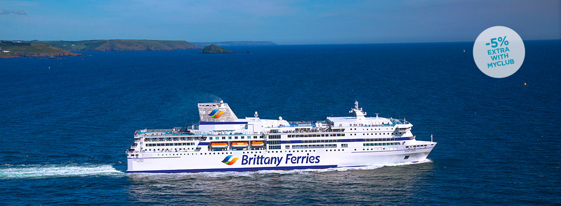 Enjoy great savings on Ferry fares