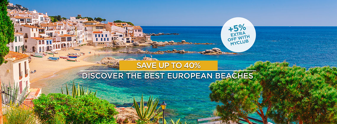 Discover Europe -  Save Up To 40%