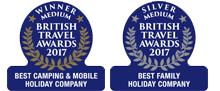 Gold Winners British Travel Awards