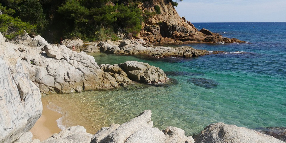 Popular places in Costa Brava