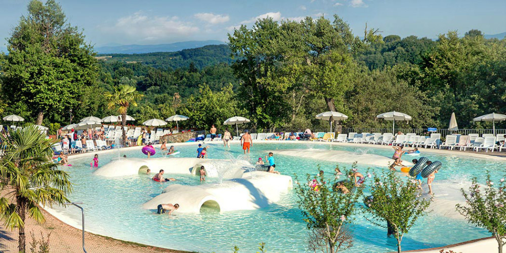 Top campsites in Tuscany