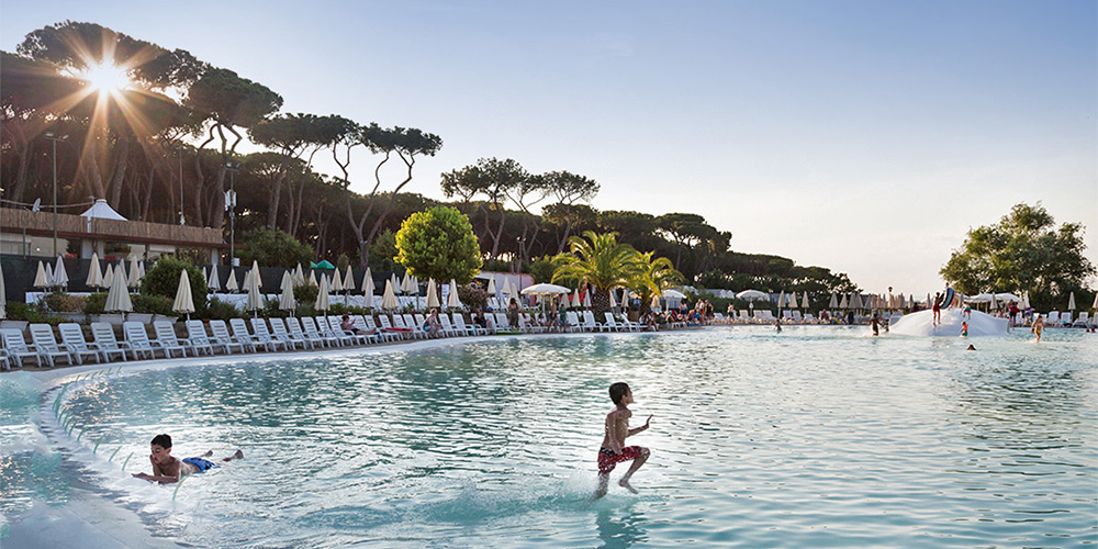 Top campsites in Rome