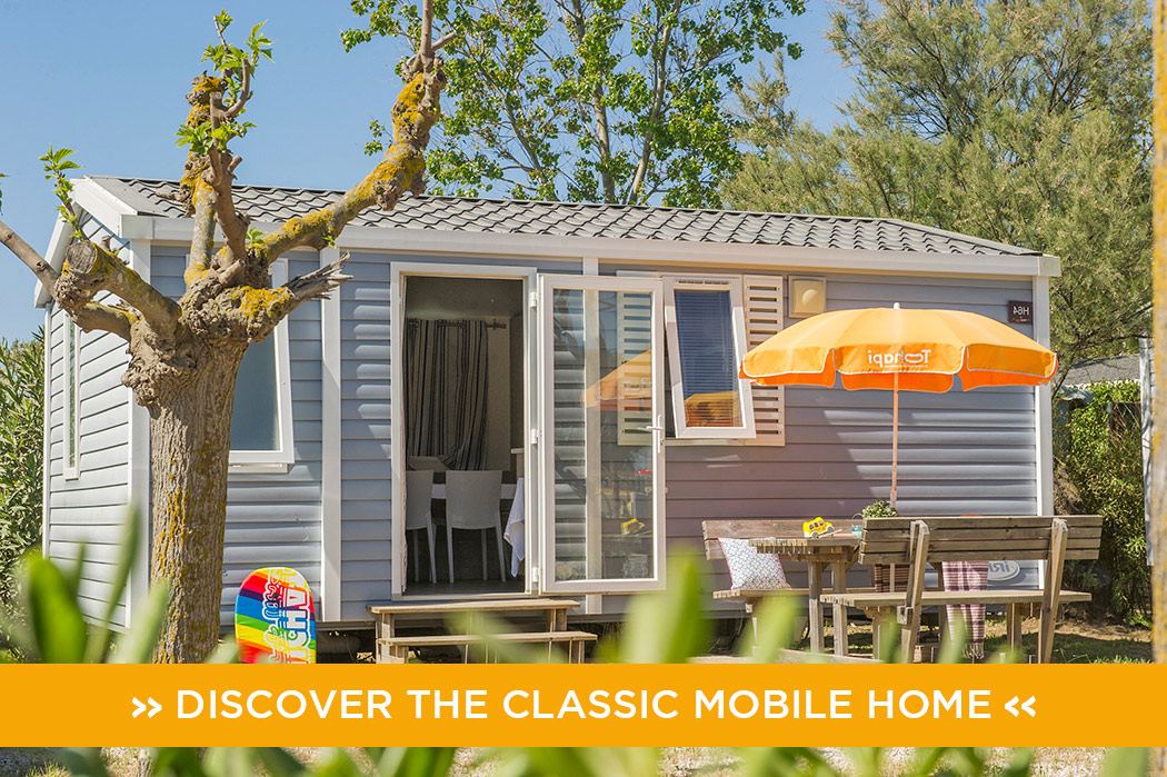 Classic Mobile Home