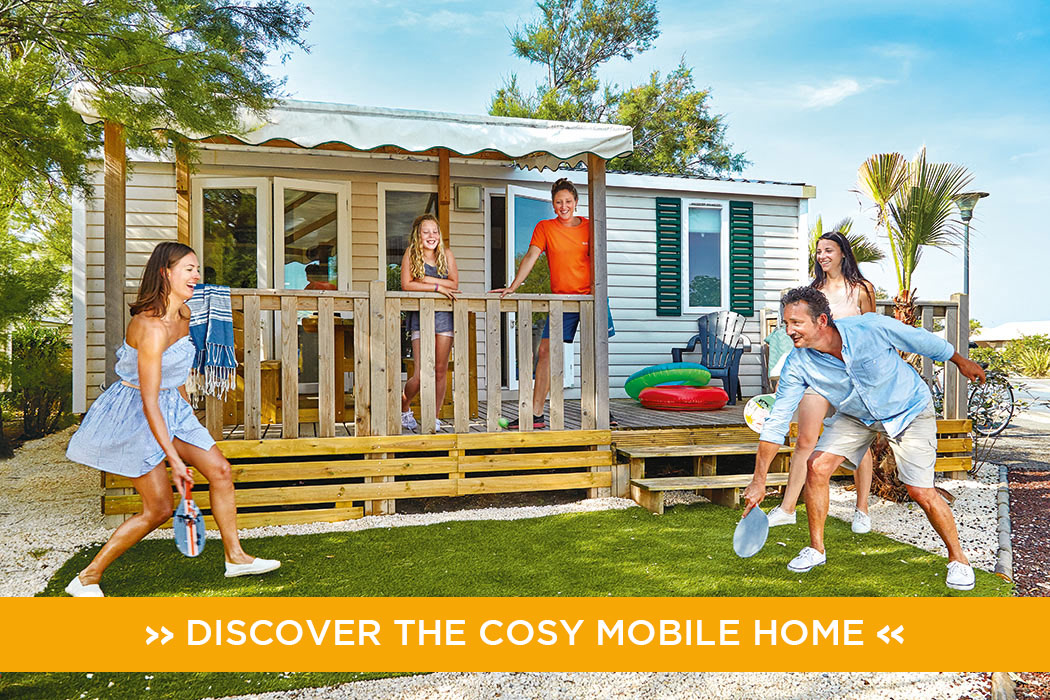 Cosy Mobile Home
