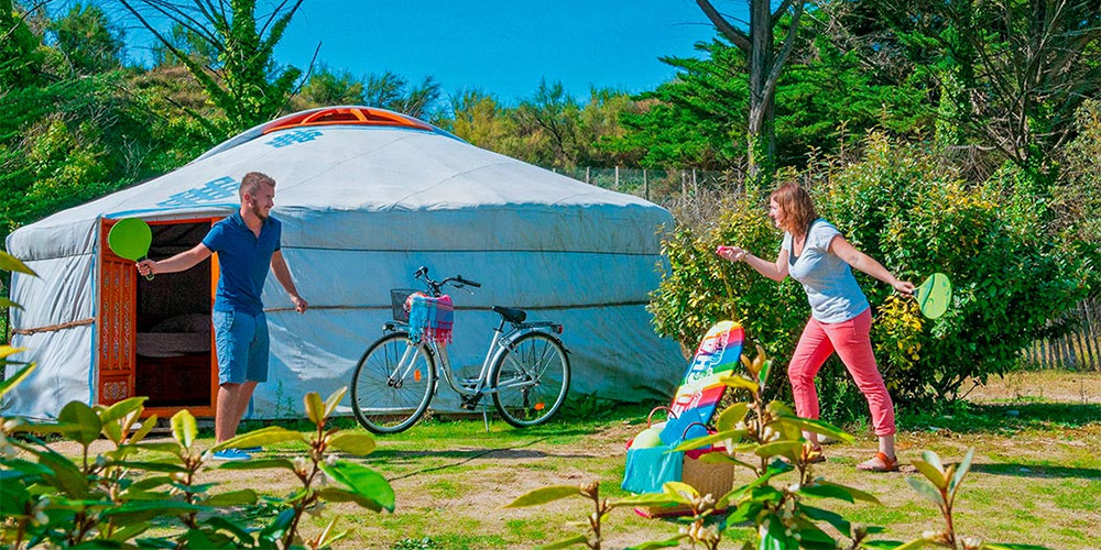 Top campsites on Ile de Ré