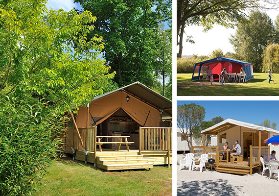 Canvas Holidays Tents